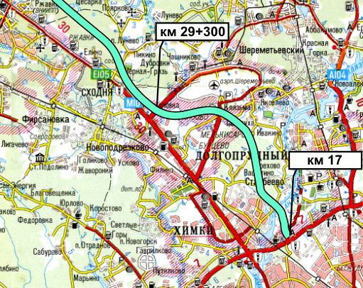 Трасса Москва - Санкт-Петербург будет проложена через Химкинский лес.  Такое решение приняла правительственная...